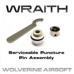 HPA Wraith Kit Dual Air Source (Wolverine)