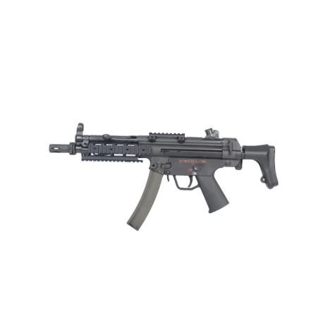 MP5 BRSS Swat Tactical Rail Metal Blowback (Bolt Airsoft)