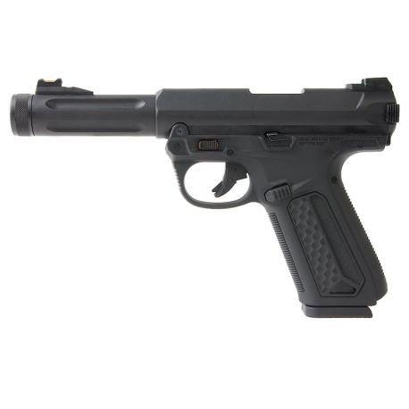 Pistolet AAP-01 Assassin Gaz Noir (Action Army)