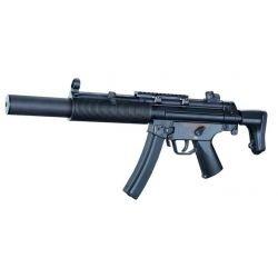 MP5 SD6 Corps Fibre Nylon (Jing Gong)