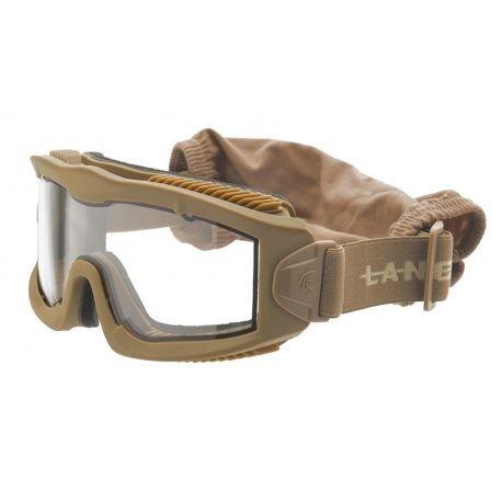 Masque Protection Aéro Desert (Lancer Tactical)