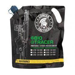 Sachet 0,25g Bio Traçantes Verte 2000 Billes (Lancer Tactical)
