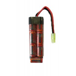 Batterie NiMh 8.4v Mini 1600 mAh (VB Power)