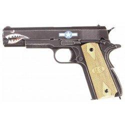 Colt 1911 Auto Ordonnance Squadron GBB (Cybergun)