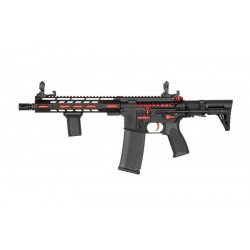 M4 PDW Edge SA-E39 Red Edition Aster (Specna Arms)