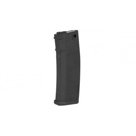 Chargeur M4 ABS Type-S 125 Billes Noir (Specna Arms / E&C)