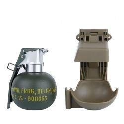 Porte Grenade Rigide Molle Desert w/ Grenade (WS)