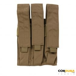 Poche Molle Triple MP7 / MP5 Coyote (Walpat)