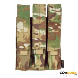 Poche Molle Triple MP7 / MP5 Multicam (Walpat)