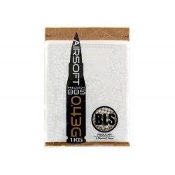 Sachet 0,43g de 2300 Billes (BLS) AC-BLS0008 Billes 6mm / 8mm Airsoft