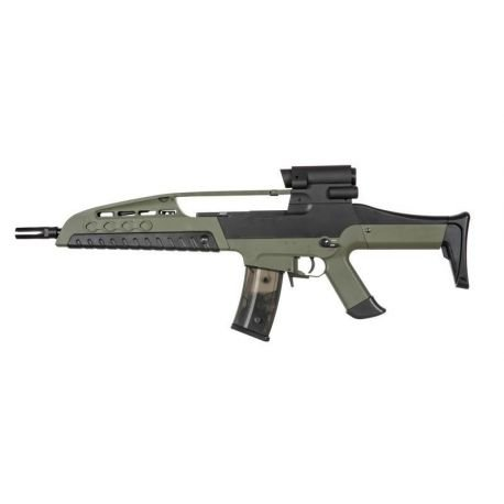 XR-8 Assault Rifle Gen.2 OD (SRC)