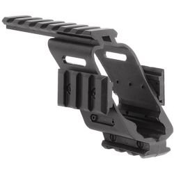Pistola de montaje en carril (ASG 15926)