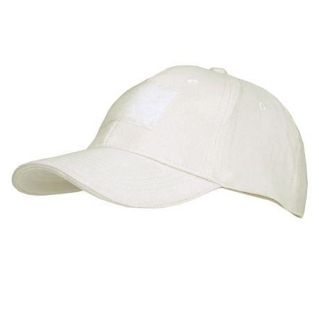101 INC Casquette Baseball Contractor Blanche (101 Inc) HA-WP215170 Uniformes