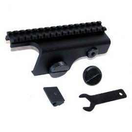 CYMA TELESCOPE SUPPORT / RED DOT M14