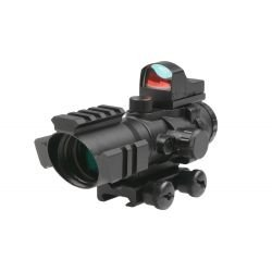 ACOG Rhino 4x32 Deluxe w/ MRDS (Theta Optics)