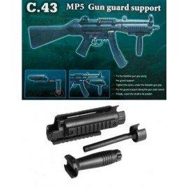 Kit táctico MP5 RAS (Cyma C43)