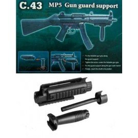Kit táctico RAS CYMA MP5 (Cyma C43) AC-CMC43 RIS / RAS / Handguard