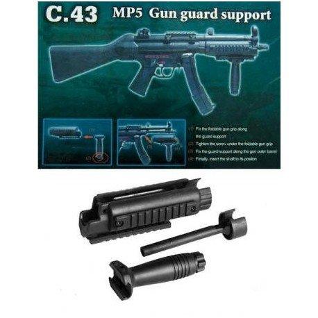 CYMA Kit Tactique MP5 RAS (Cyma C43) AC-CMC43 RIS / RAS / Garde-Main