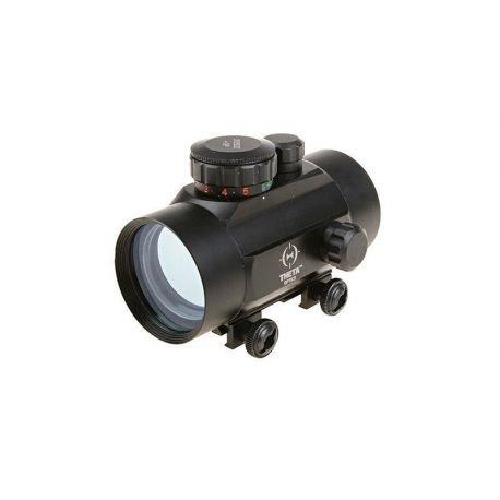 Point Rouge / Vert 40mm Noir (Theta Optics)