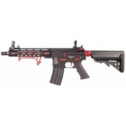 Colt M4 Hornet Red Fox Metal Rouge (Swiss Arms)