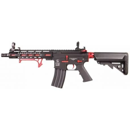 Colt M4 Hornet Red Fox Full Metal Rouge (Cybergun)