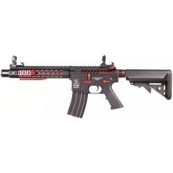 Colt M4 Blast Red Fox Full Metal Rouge (Cybergun)
