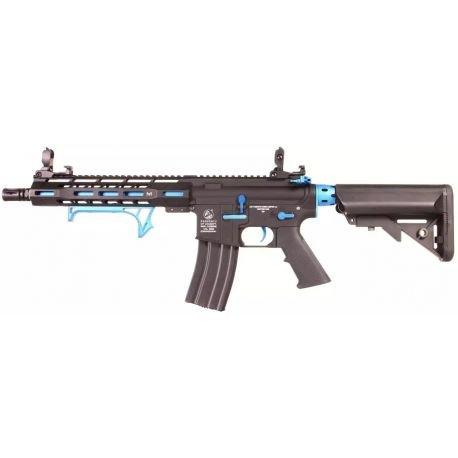 Colt M4 Hornet Blue Fox Full Metal Bleu (Cybergun)