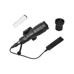 Mini lampe led 180 Lumen noir (Element)
