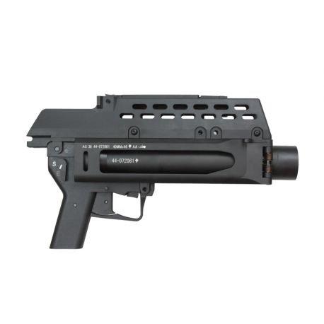 Lance Grenade G36 Noir (S&T)
