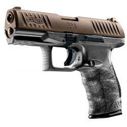 Walther PPQ Gaz Blowback Gris Metal (Umarex)