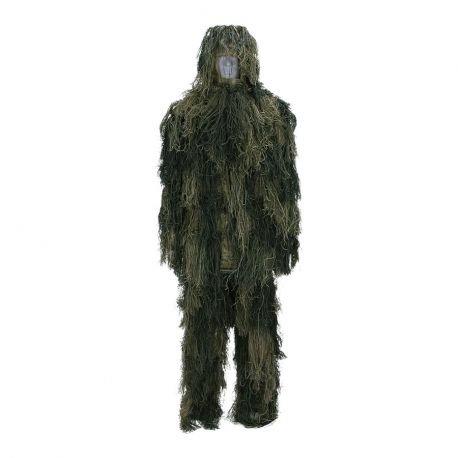 Ghillie / Camouflage Set 4 pcs Woodland (101 Inc)