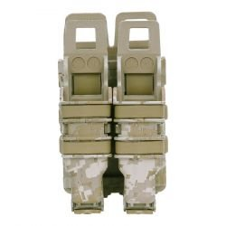 Porte Chargeur FastMag M4 & Pistolet (x2) AOR1 (101 inc)