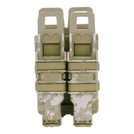 Porte Chargeur FastMag M4 & Pistolet (x2) AOR1 (101 inc)