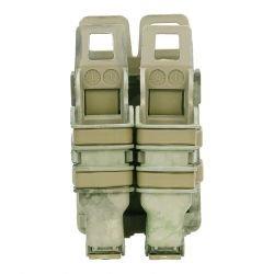 Porte Chargeur FastMag M4 & Pistolet (x2) A-tacs FG(101 inc)