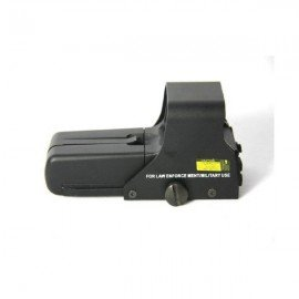 Holosight tipo Eotech 552 Negro (ASG 17188)