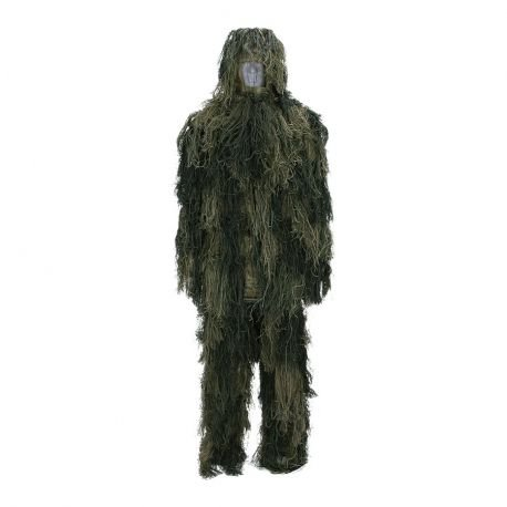 Ghillie Complete Special Forces Woodland M (101 Inc)