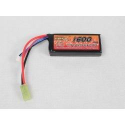 Batterie LiPo 11,1v PEQ 1600 mAh (VB)
