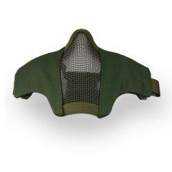 Demi-masque de protection Stalker Evo OD (Cybergun) HC-ACCYB604533 Masque grille