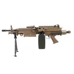 A&K M249 Para Desert