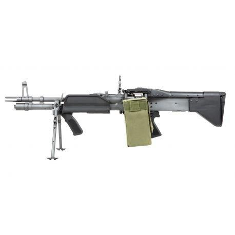 MK43 M60E4 Navy Seals (A&K)