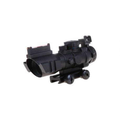 ACOG 4x32 Rhino w/ Fibre Optique (Theta Optics)