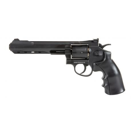 "Revolver Colt 357 Magnum 6"" Co2 (Well)"