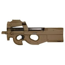FN Herstal P90 w/ Red Dot Desert (Swiss Arms 200995)