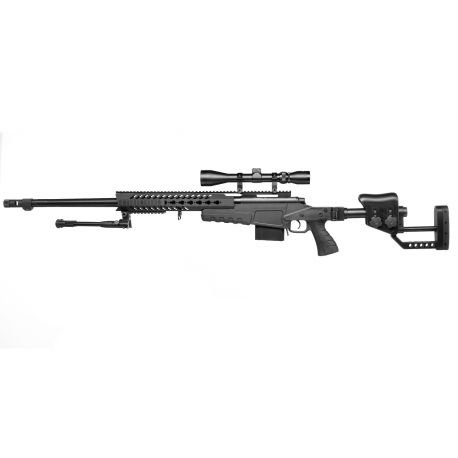 Sniper MB4418-2D w/ Lunette & Bipied (Well)