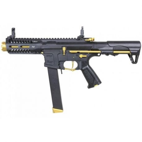 ARP9 CM16 CQB Stealth Gold Edition (G&G)