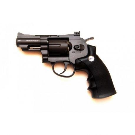 "Revolver Super Sport 2.5"" Noir (WG)"