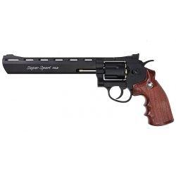 "Revolver Super Sport 4"" Chrome (WG)"