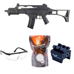 HECATE Pack G36C AEG 0,9 Joule Well D68 HC-PK-WLD68 Pack
