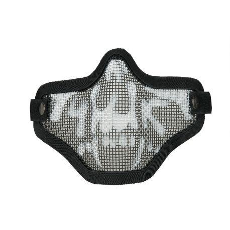Masque Stalker Gen2 Skull Noir (Emerson)