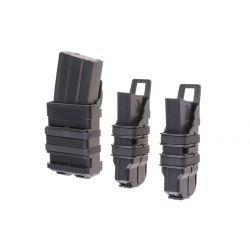 Porte Chargeur FastMag M4 & Pistolet Noir (GFT)